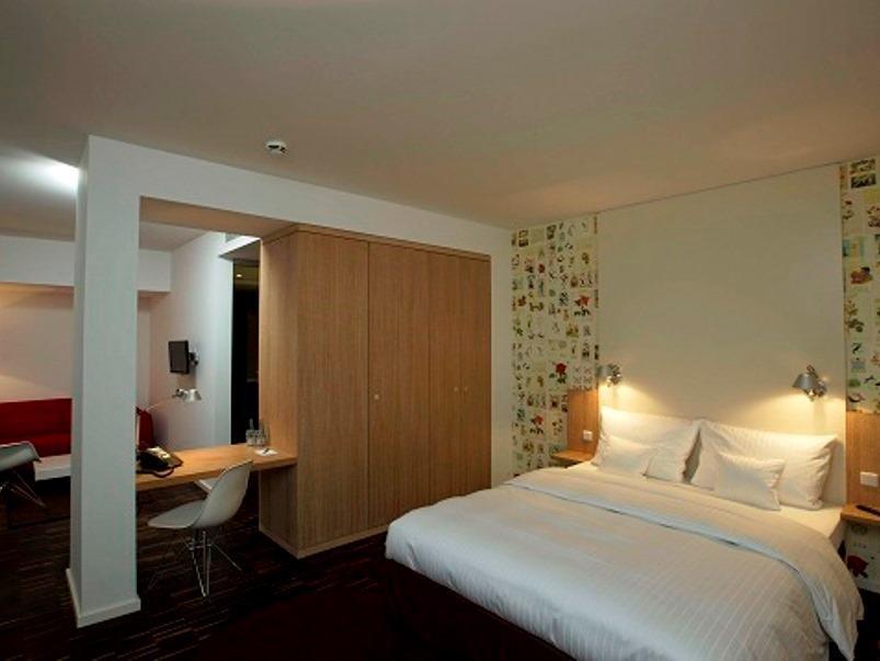 Grimm's Hotel - Hotell och Boende i Tyskland i Europa