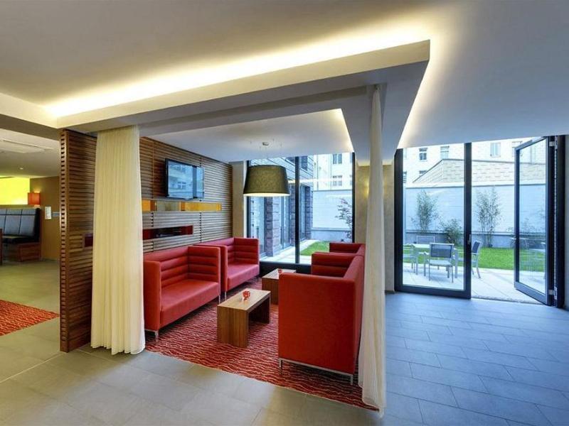 Hampton By Hilton Berlin City West Hotel ברלין