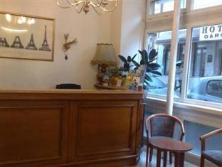 Hotel Bertha Parijs - Receptie