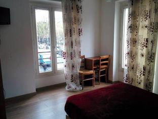 Hotel Bertha Parijs - Gastenkamer