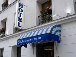 Hotel Paris Lecluse - Hotell och Boende i Frankrike i Europa
