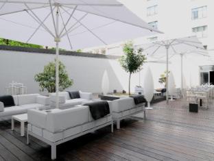 Sana Berlin Hotel Berlín - Balcó/terrassa