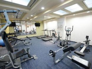 National Hotel Jerusalem Jerusalem - Fitness Room