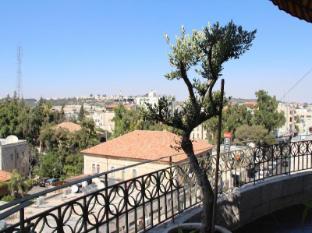 National Hotel Jerusalem Jerusalem - View