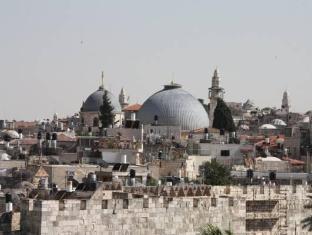 New Palm Guest House Jeruzalém - Exteriér hotelu