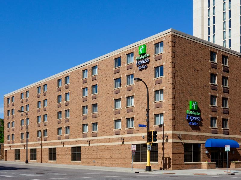 Holiday Inn Express Hotel And Suites Minneapolis Dwtn conv Ctr