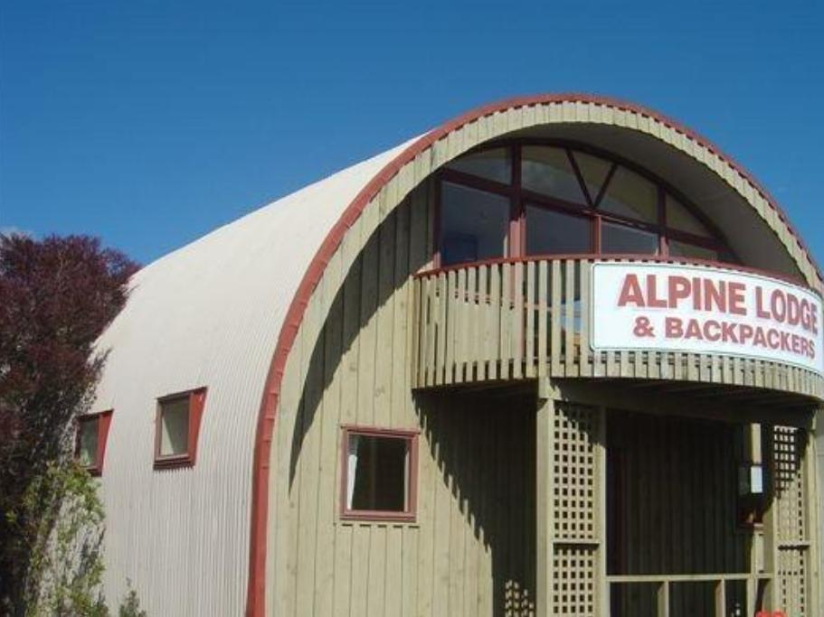 Alpine Motel & Backpackers - Hotels and Accommodation in New Zealand, Pacific Ocean And Australia