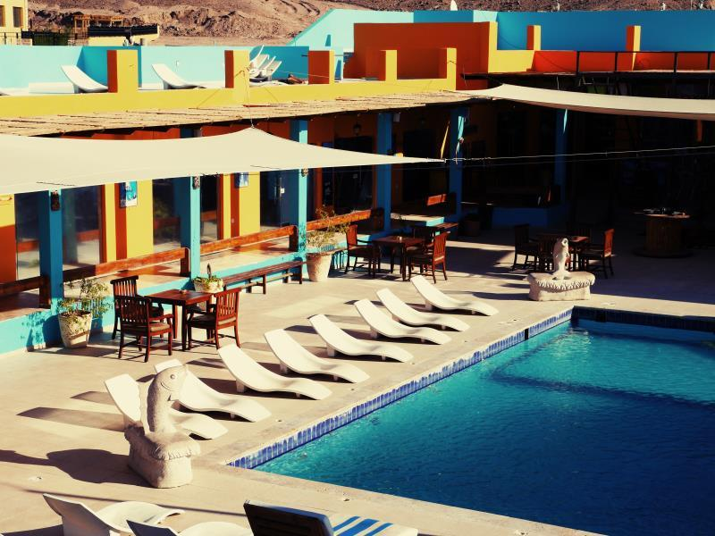 Aqaba Adventure Divers Resort - Hotels and Accommodation in Jordan, Middle East