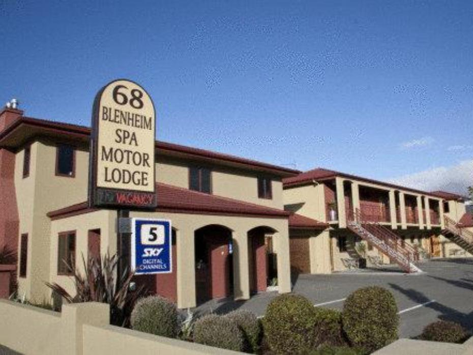Blenheim Spa Motor Lodge - Hotels and Accommodation in New Zealand, Pacific Ocean And Australia