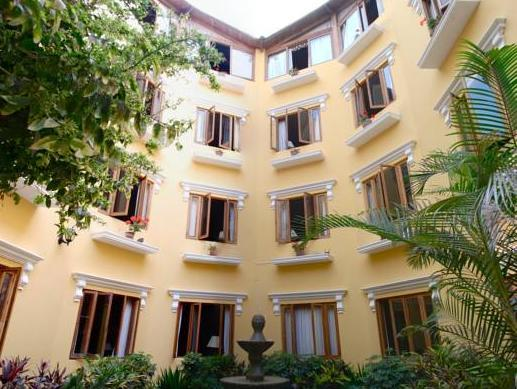 Hotel Antigua Miraflores - Hotels and Accommodation in Peru, South America