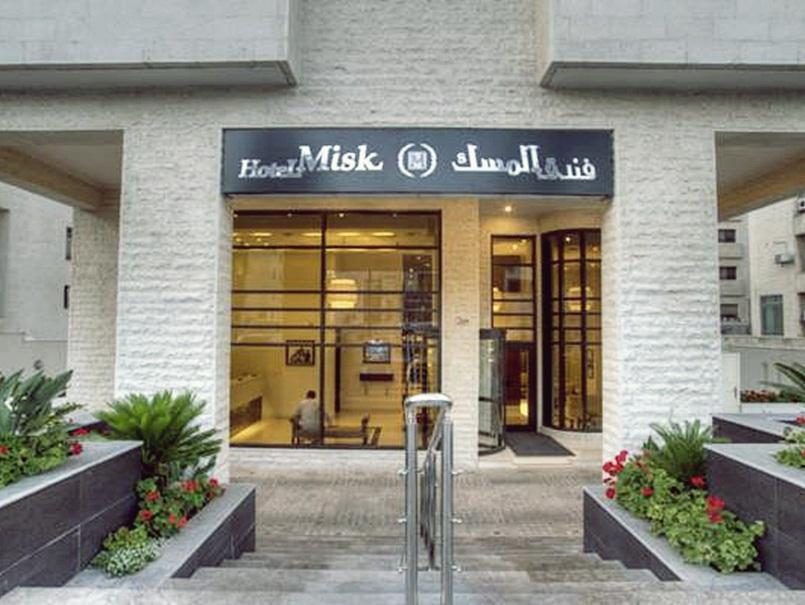 Misk Hotel - Hotels and Accommodation in Jordan, Middle East