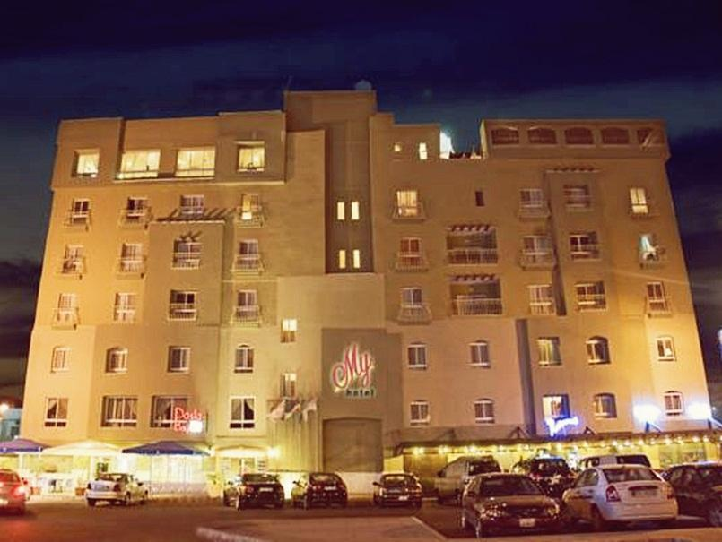 My Hotel - Hotels and Accommodation in Jordan, Middle East