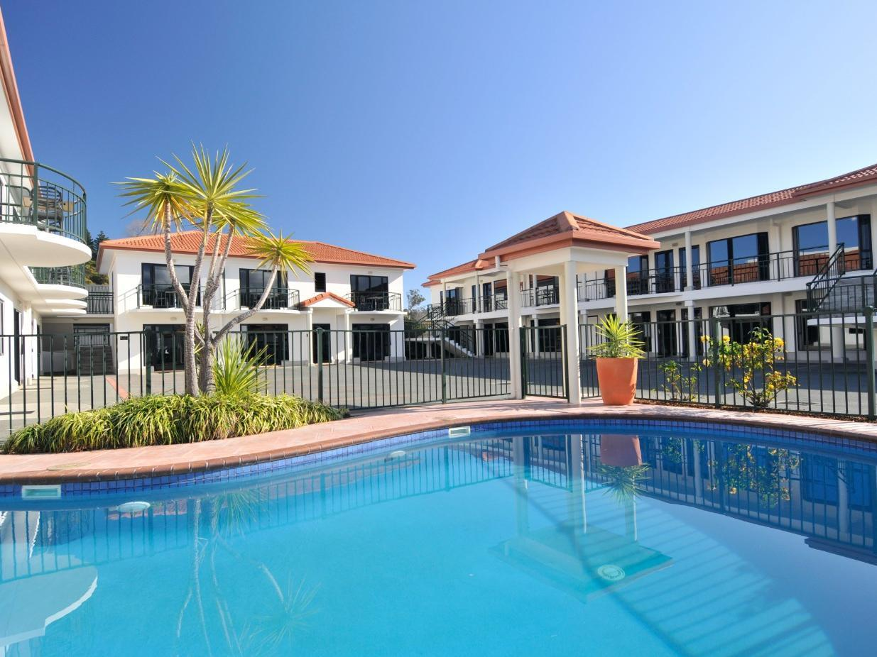 Palms Motel - Hotels and Accommodation in New Zealand, Pacific Ocean And Australia