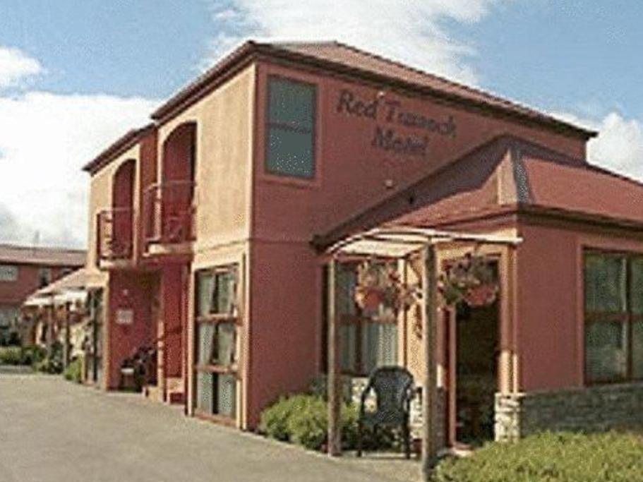 Red Tussock Motel - Hotels and Accommodation in New Zealand, Pacific Ocean And Australia