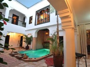 Riad Asna Marrakech - Interior