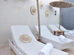 Maison Bahia Marakeš - kopališče