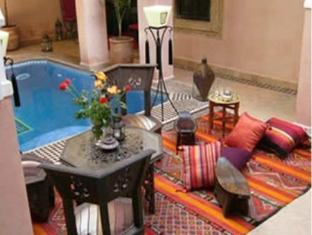 Riad La Rose d'Orient Marrakesh - Zwembad