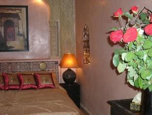 Riad La Rose d'Orient Marrakesh - Gastenkamer