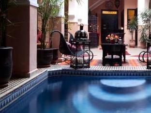 Riad La Rose d'Orient Marrakesh - Hotel interieur