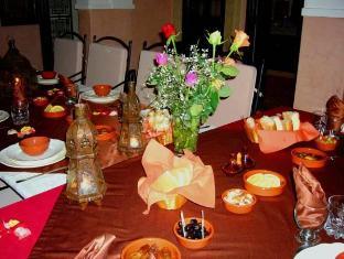 Riad La Rose d'Orient Marrakesh - Restaurant