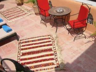Riad La Rose d'Orient Marrakesh - Balkon/Terras