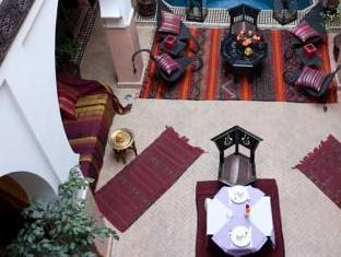 Riad La Rose d'Orient Marrakesh - Lobby