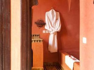 Riad La Rose d'Orient Marrakesh - Badkamer