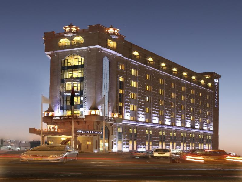 The Platinum Hotel - Hotels and Accommodation in Oman, Middle East