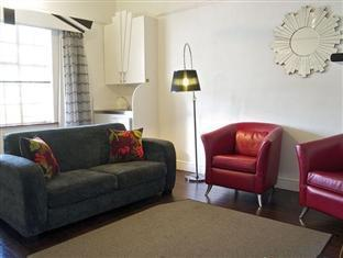 Eendracht Semi Self Catering House Stellenbosch - Lounge