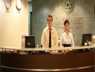 Okhotnik Hotel Moscú - Recepción