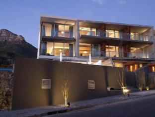 POD Camps Bay Hotel Cape Town - Main facade