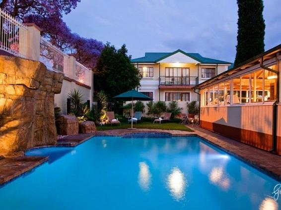 The Villas Luxury Suite Hotel & Conference Centre - Hotels and Accommodation in South Africa, Africa