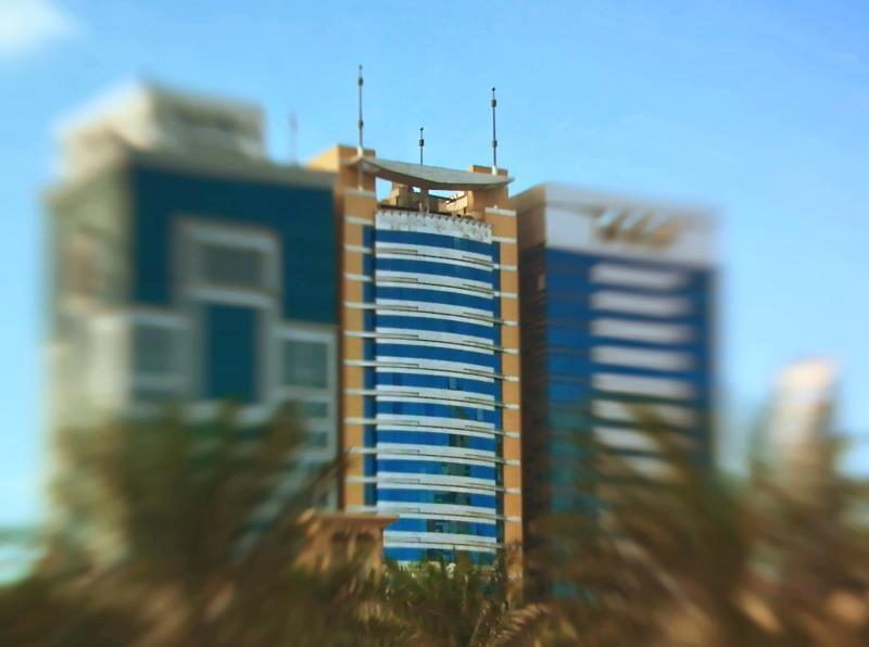 Paragon Hotel - Hotels and Accommodation in United Arab Emirates, Middle East