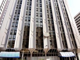 Emirates Plaza Hotel Abu Dhabi - Exterior