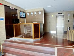 Down Town Plaza Hotel Apartments Abu Dhabi - Reception