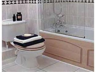 Deep Blue Apartments Basingstoke Basingstoke - Bathroom