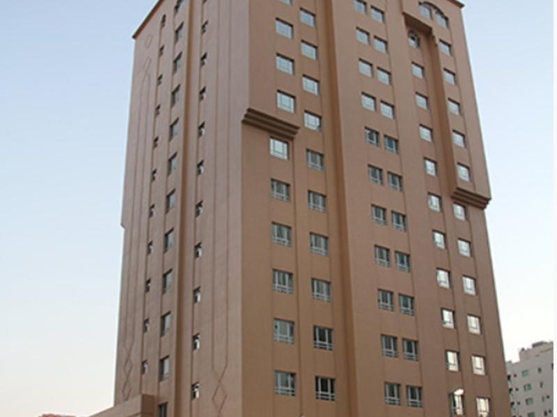 Basma Residence - Hotels and Accommodation in United Arab Emirates, Middle East