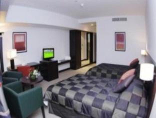 Al Jazira Club Hotel Abu Dhabi - Gjesterom