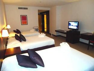 アル ジャジーラ クラブ ホテル  アブダビ - 客室