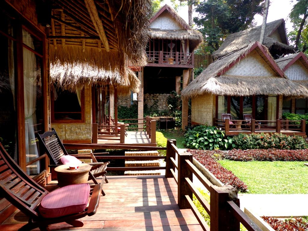 Ban Sabai Bungalow - Hotels and Accommodation in Laos, Asia