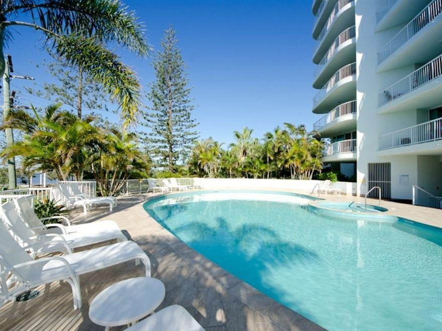 Hotell Crystal Bay on the Broadwater