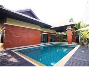 jasmina pool villa at mantara pattaya