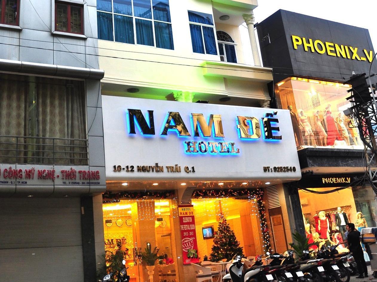 Hotell Nam De Hotel