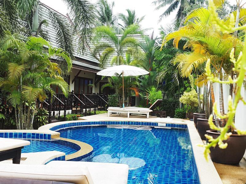 Airport Resort Phuket - Piscina