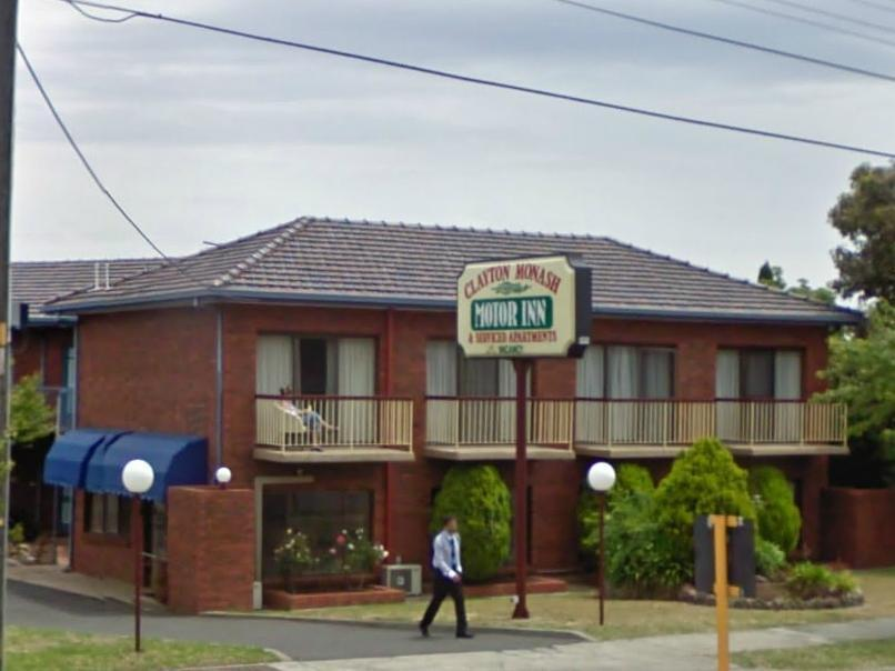 Clayton Monash Motor Inn & Serviced Apartments - Hotell och Boende i Australien , Melbourne