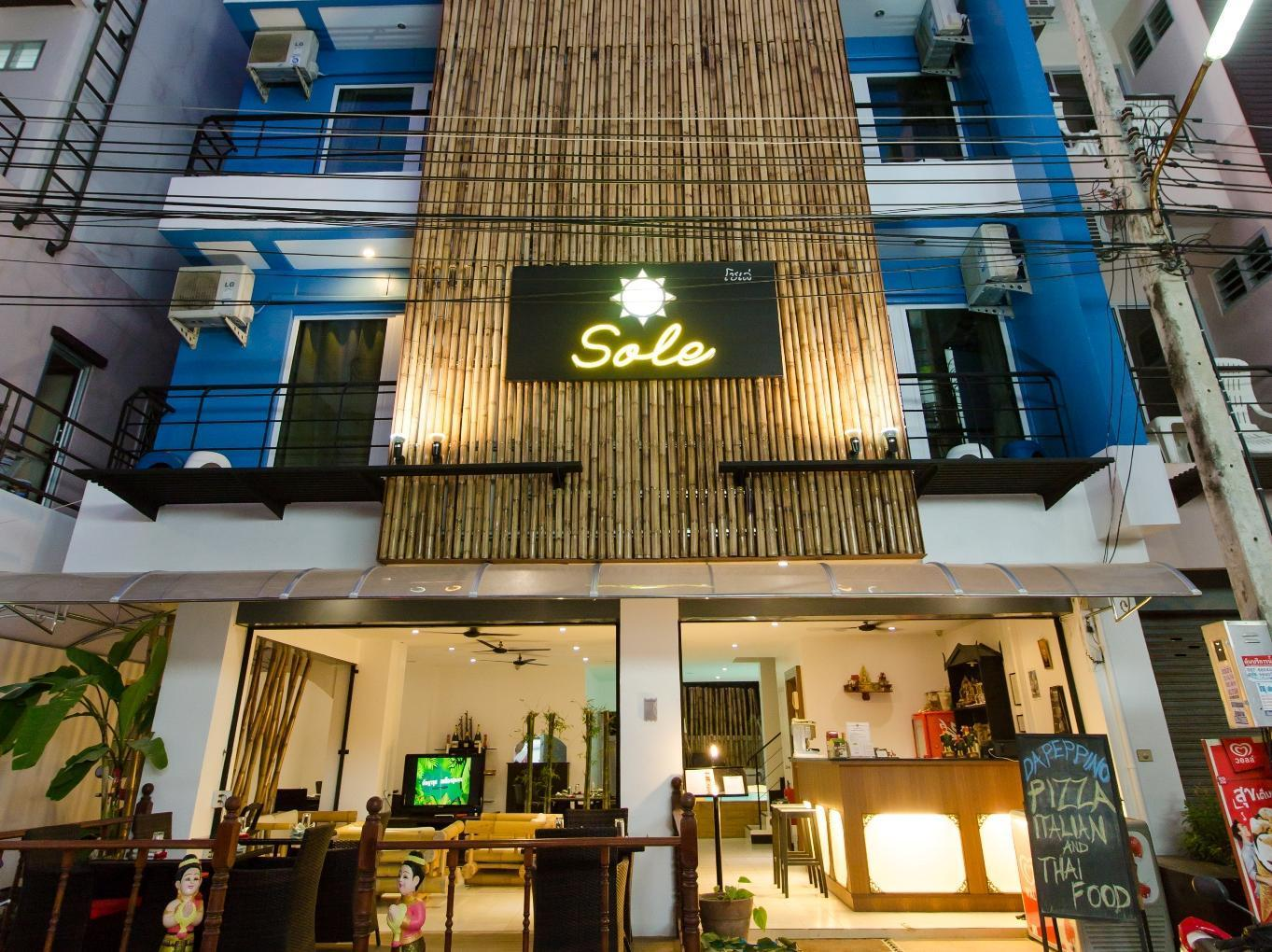 Hotel Sole - Hotels and Accommodation in Thailand, Asia
