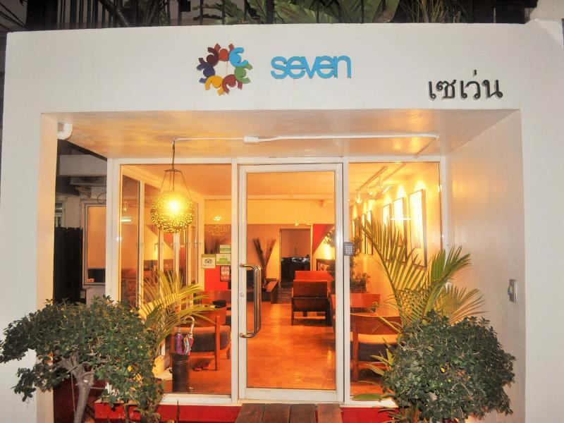 Seven Hotel - Hotels and Accommodation in Thailand, Asia