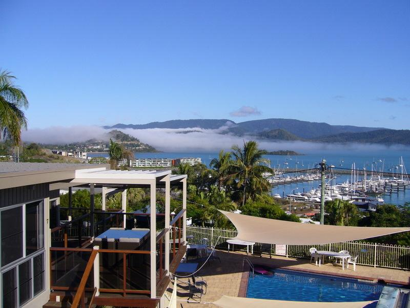 Airlie Apartments Whitsundays - Aussicht