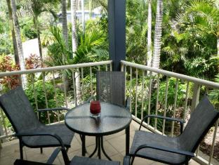 Airlie Apartments Whitsunday Islands - Garden View