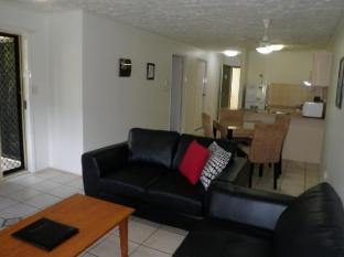 Airlie Apartments Whitsunday Islands - בית המלון מבפנים